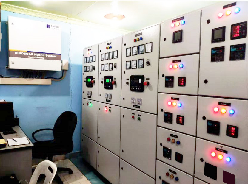 Successful Commissioning of PV-GenSet-Battery Storage Smart Grid Control System 2.0插图2