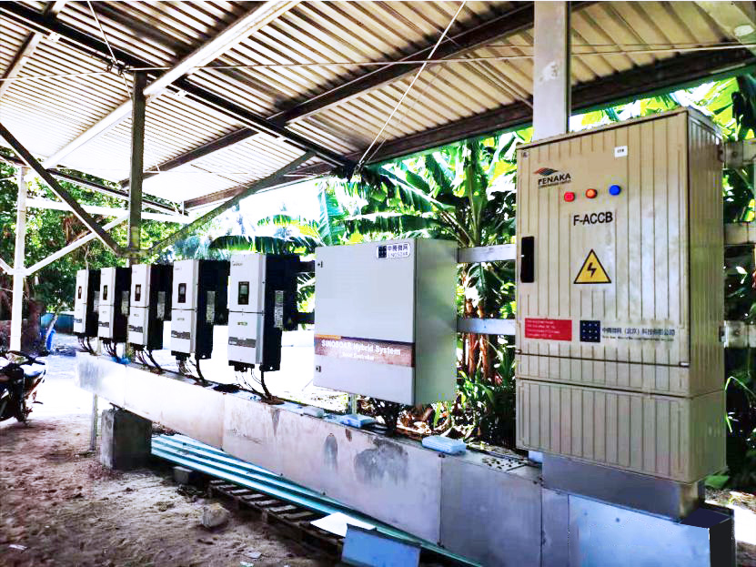 Successful Commissioning of PV-GenSet-Battery Storage Smart Grid Control System 2.0插图1