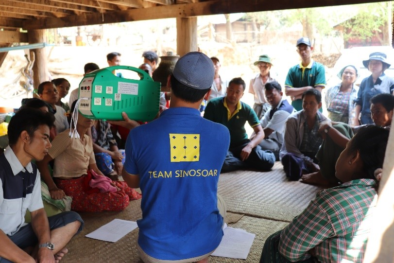 Off-gird Solar Power Projects in Myanmar_DRD-2 Projects插图3