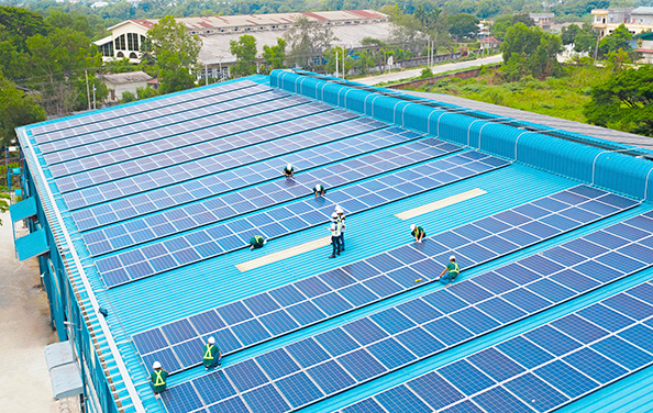 SINOSOAR Won the EPC Contract of Solar Sidewalk System Project in Marshall插图3